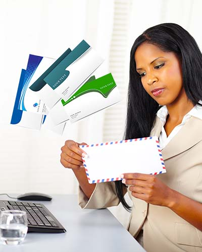 Business Envelopes by Paradise Press Printing