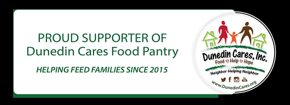 Dunedin Cares Food Pantry